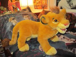Lion King Douglas Cuddle Toys Simba Plush