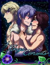 +-A King's Consorts-+ by KasaraWolf