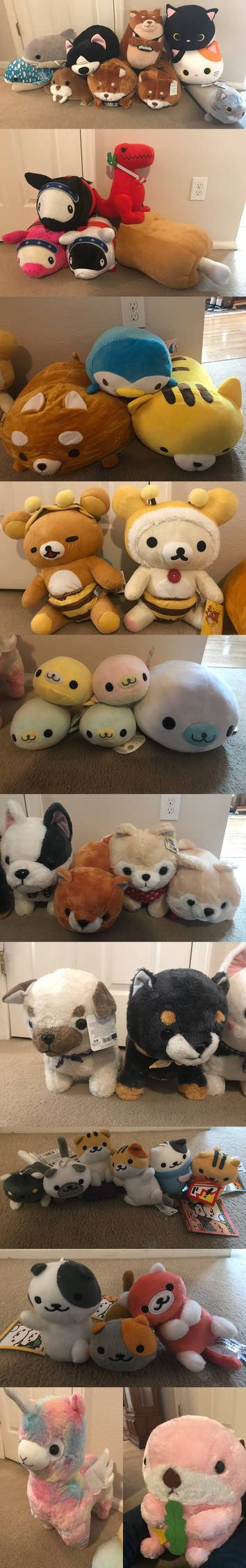 LARGE Japan Plush Sale