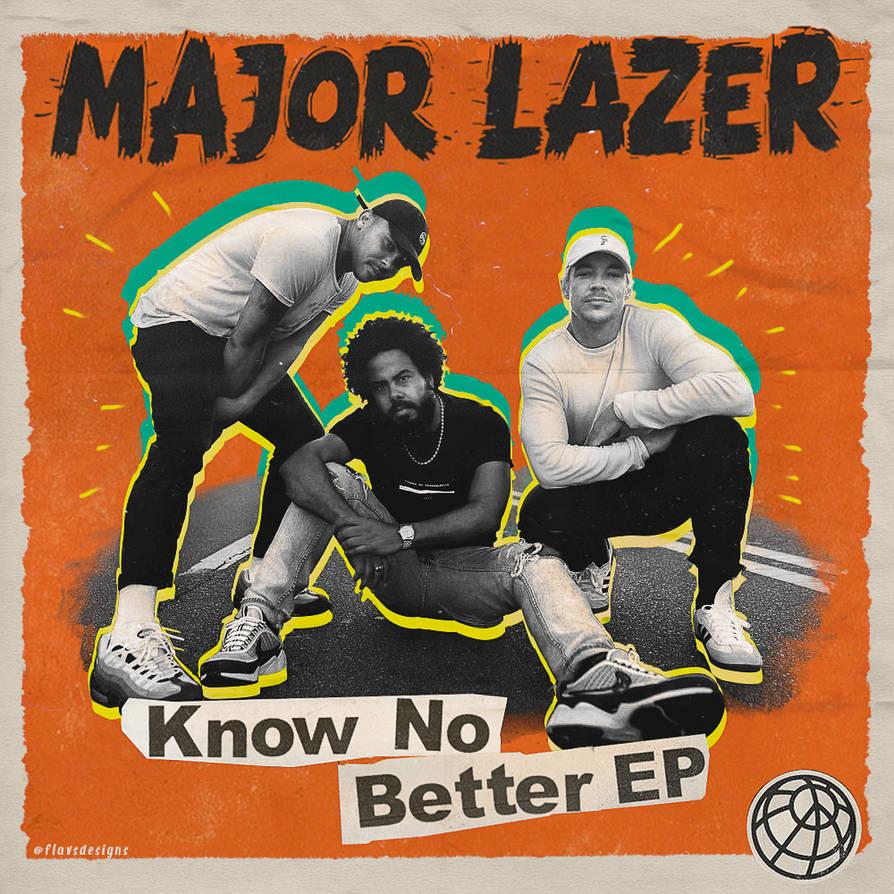 major lazer know no better album zip download