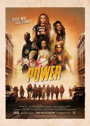 Little Mix - Power (feat. Stormzy) Poster by Flavs9701