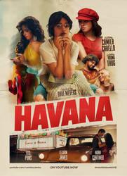 Camila Cabello - Havana (Official Poster)