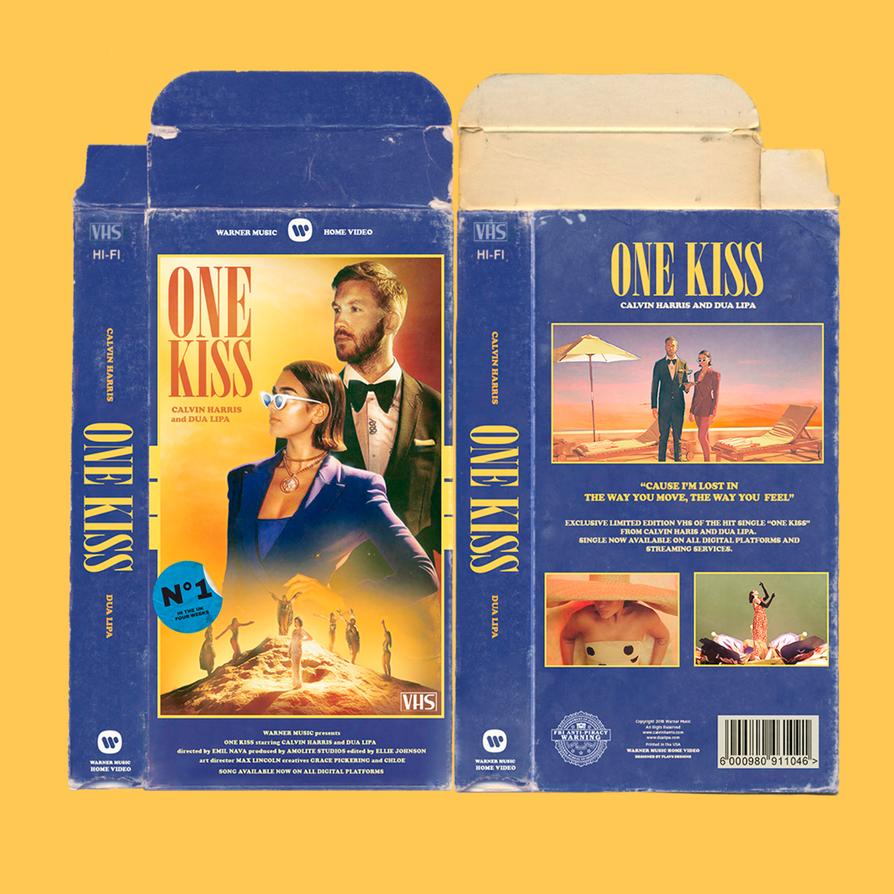 One Kiss Calvin Harris Dua Lipa: Flavs9701 (Flavio Huamanchumo)