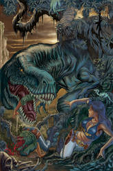 Cadillacs and Dinosaurs by BetoMenezes36