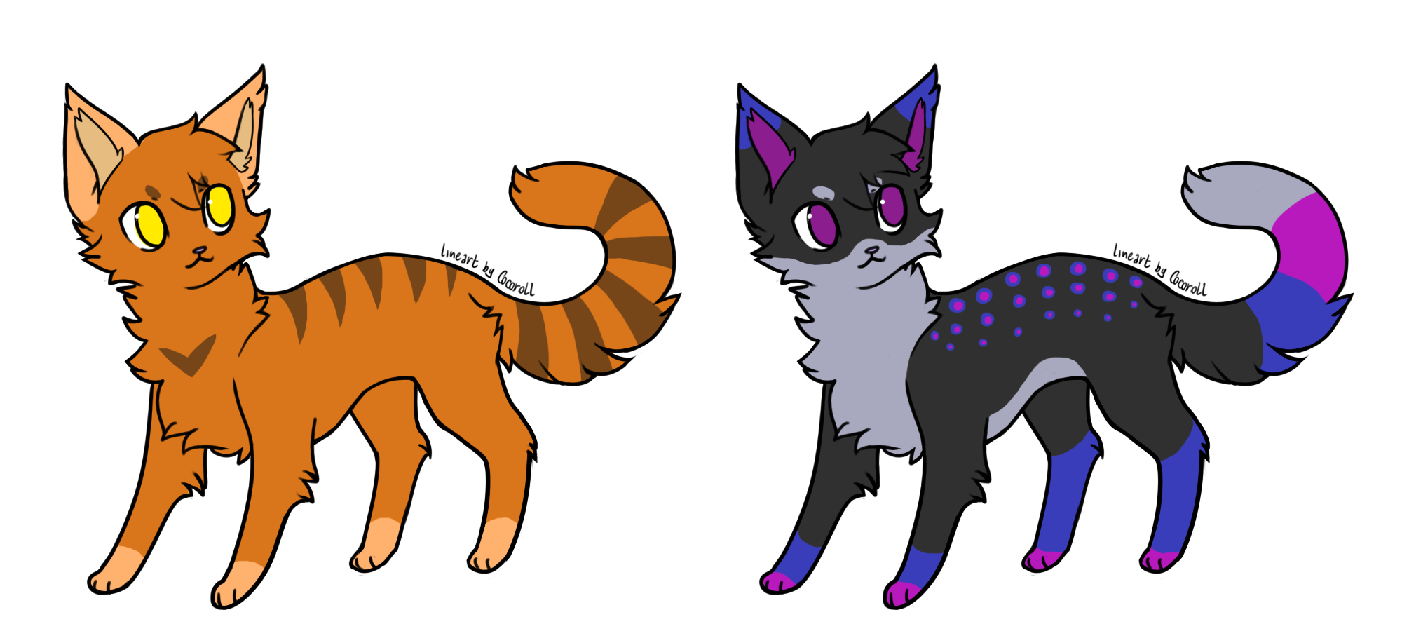 Kitty Adopts 1 - CLOSED by TankySina