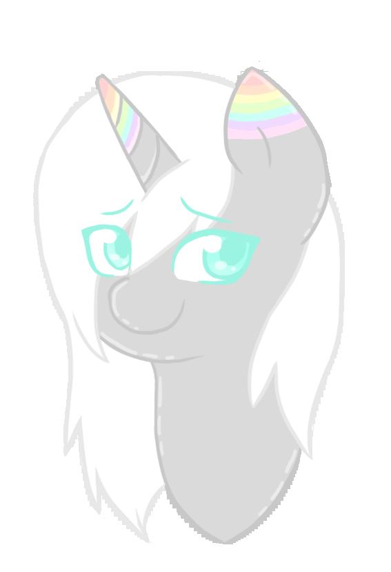 Rainbow Storm Gummy Headshot (Comm.) by TankySina