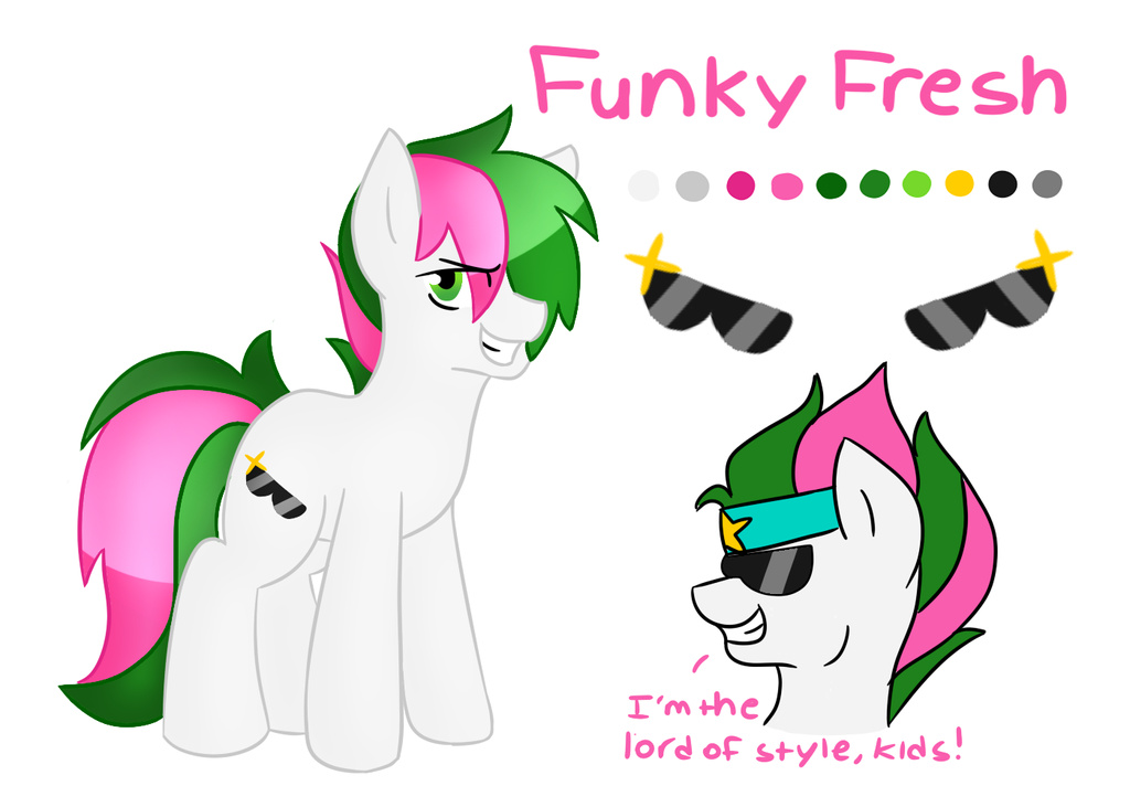 Funky Fresh by TankySina