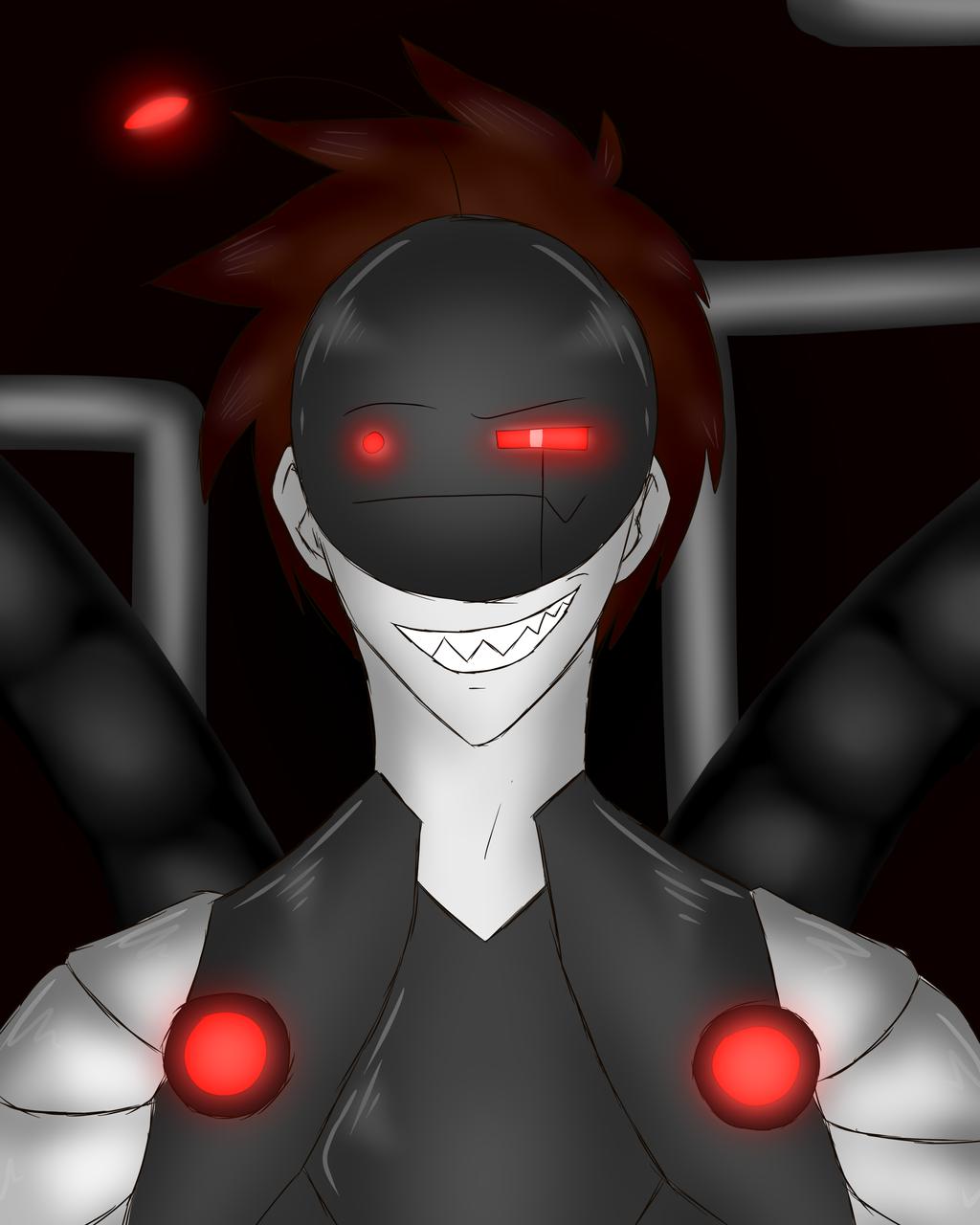 Robotics Malfunction by TankySina