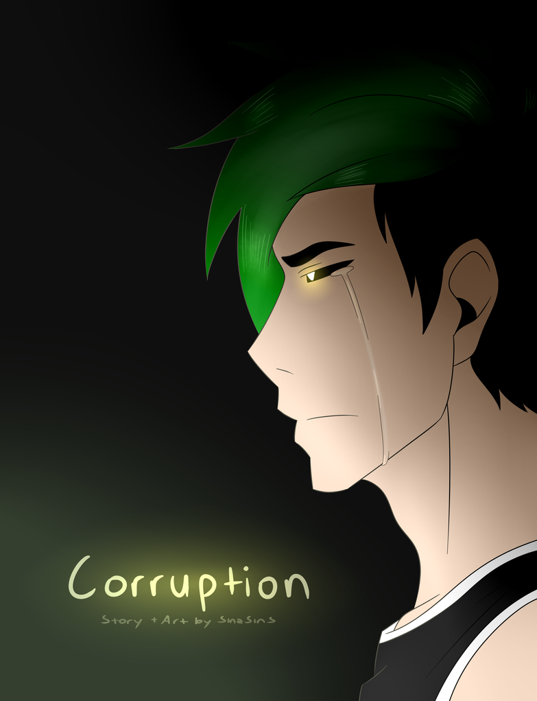 Corruption (Comic Cover/Teaser) by TankySina