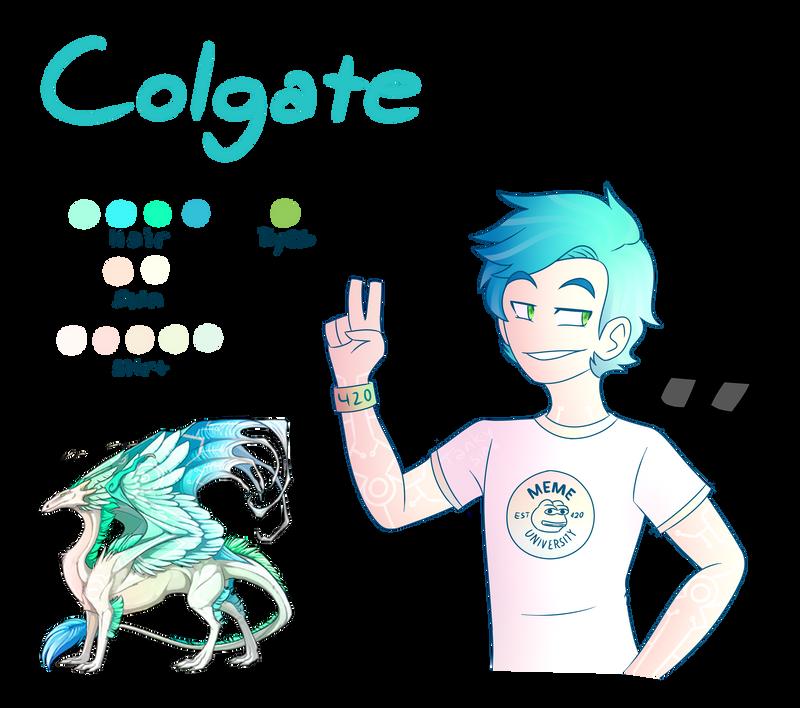 (FRF) Colgate Half-Reference by TankySina