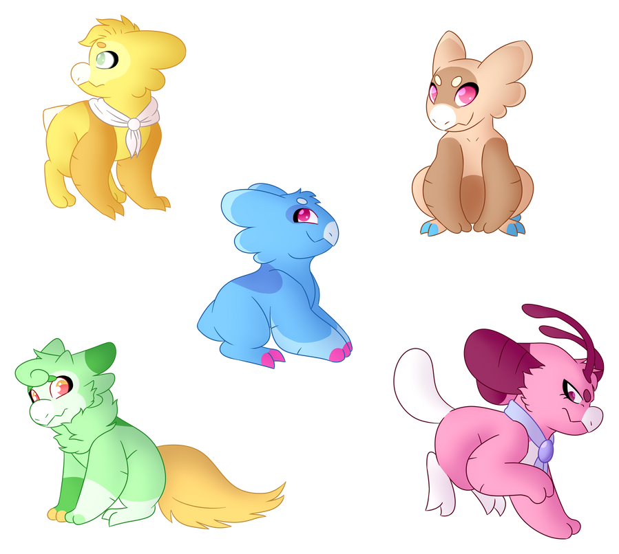 (GIFT) Cute Babies~ by TankySina