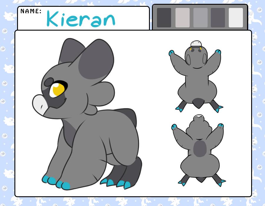 (Wyngro) Kieran by TankySina
