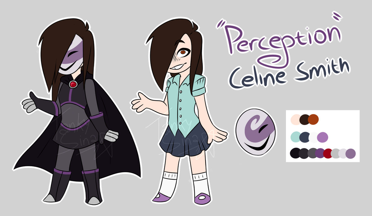 Perception Ref Sheet by TankySina