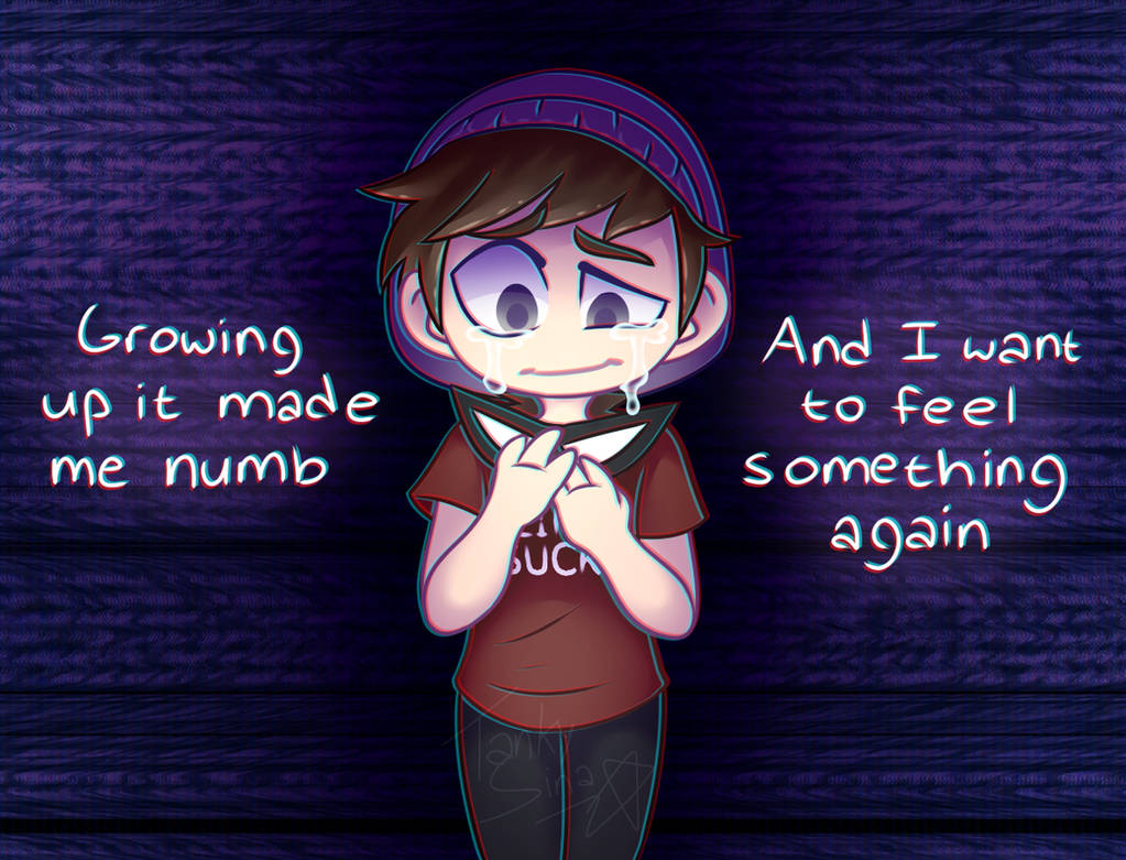 Sean's a sad boy by TankySina