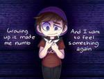 Sean's a sad boy by TankySina