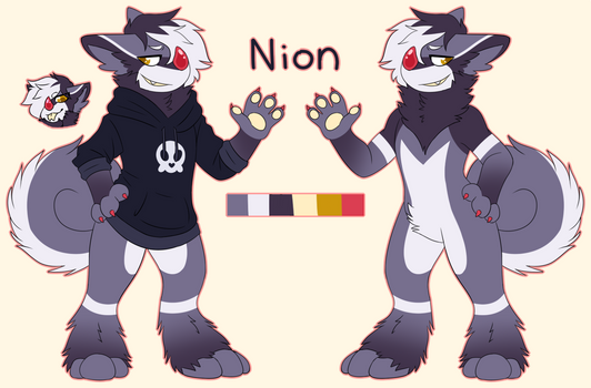 (Chimereon) Nion Reference Sheet