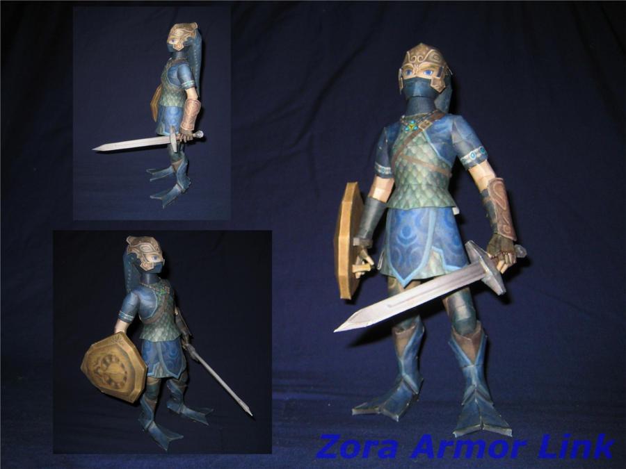Zora Armor Link by TouchFuzzyGetDizzy