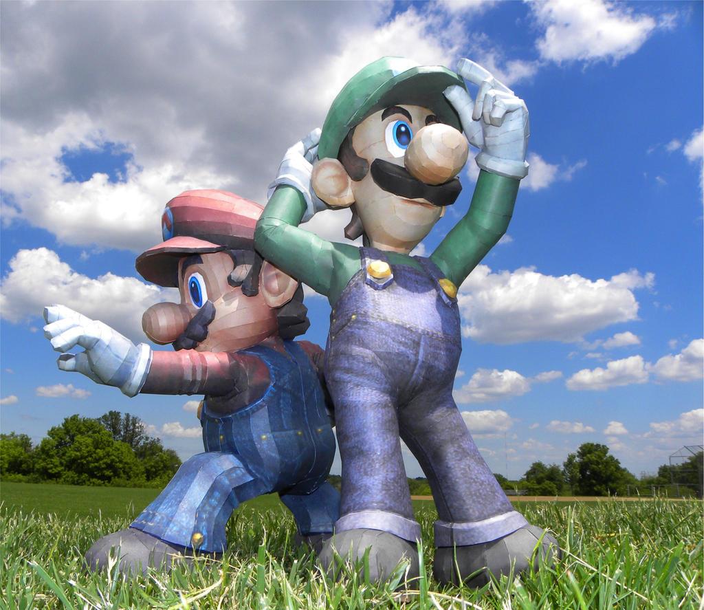 Super Smash Brothers by TouchFuzzyGetDizzy