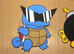 Foam Squirtle