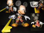 Kingdom Hearts Mickey Angles