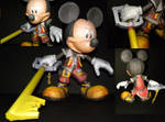 Kingdom Hearts Mickey Angles