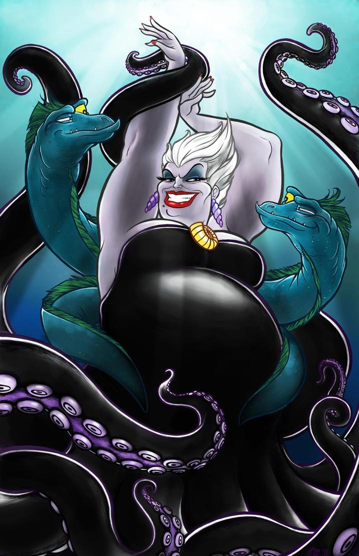 Ursula by MGrigsbyArt