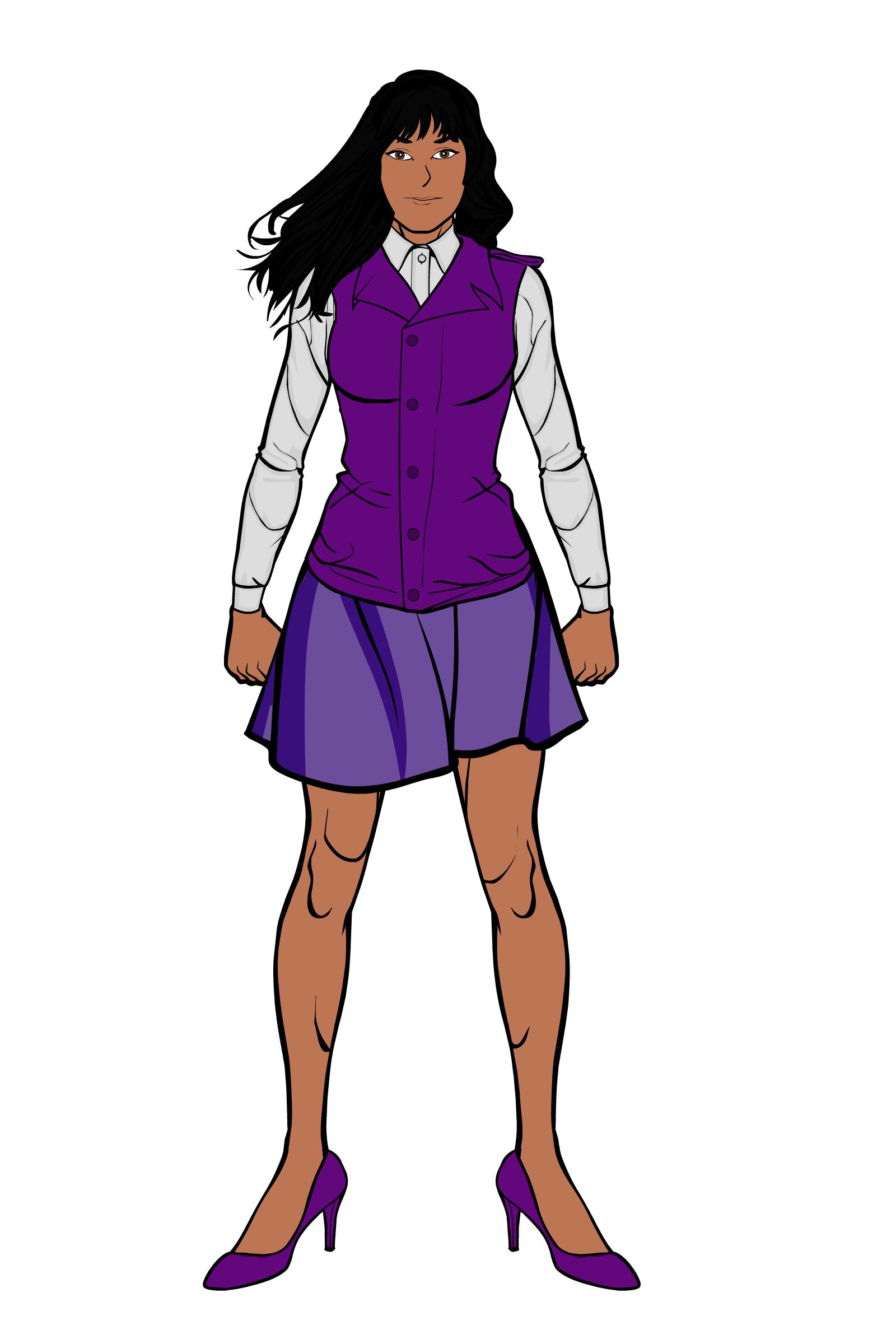 Mai Yoshioka: Alternate Casual Clothing
