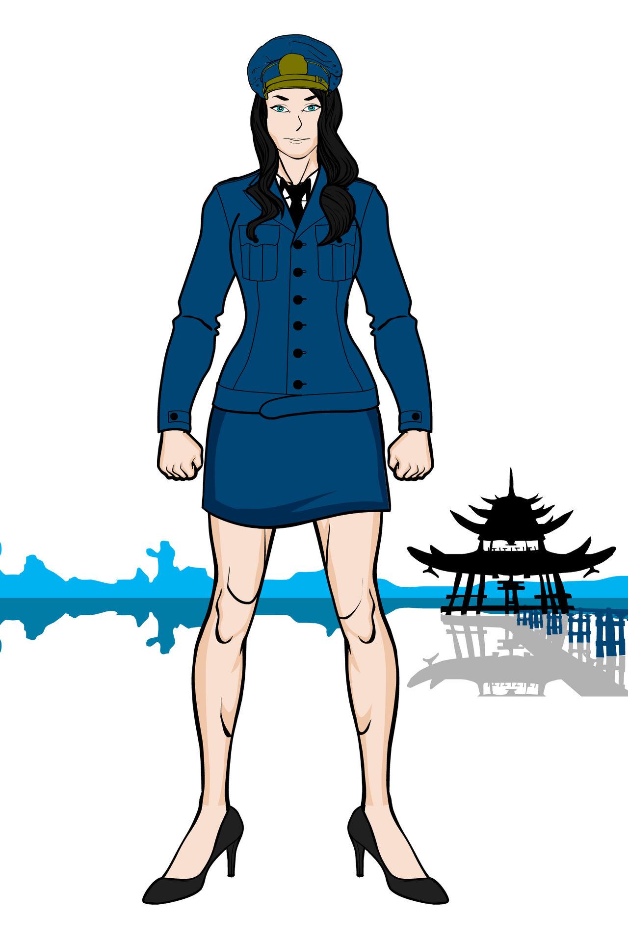 Masuyo Kobayashi: Naval Officer
