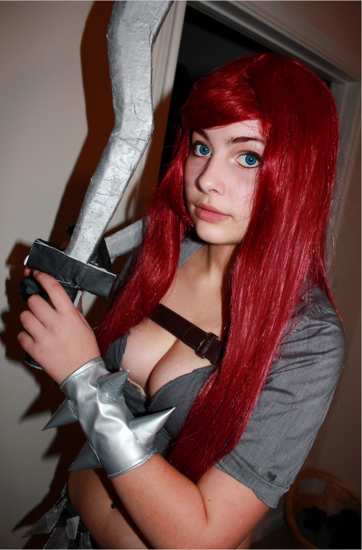 Katarina, the Sinister Blade 2 by Undead-Romance