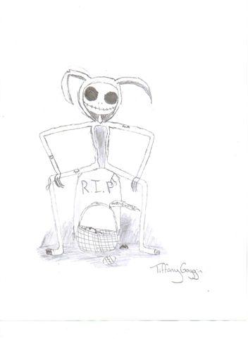 Nightmare Before Easter by tiffledoodlez14