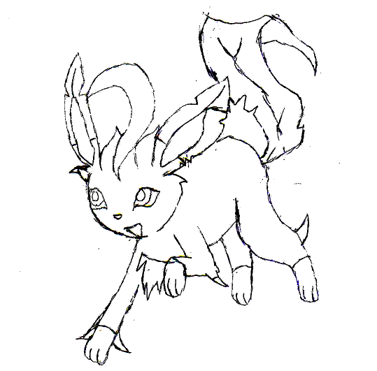 Flareon Coloring Pages Coloring Pages Flareon Coloring Pages