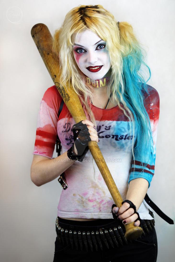 Harley Quinn by Jagman48