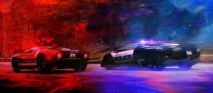 GT vs Cop
