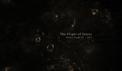 The Flight of Icarus - coming soon by heatstroke99