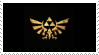 Legend Of Zelda Stamp by 666mel666