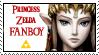 Princess Zelda FANBOY by 666mel666