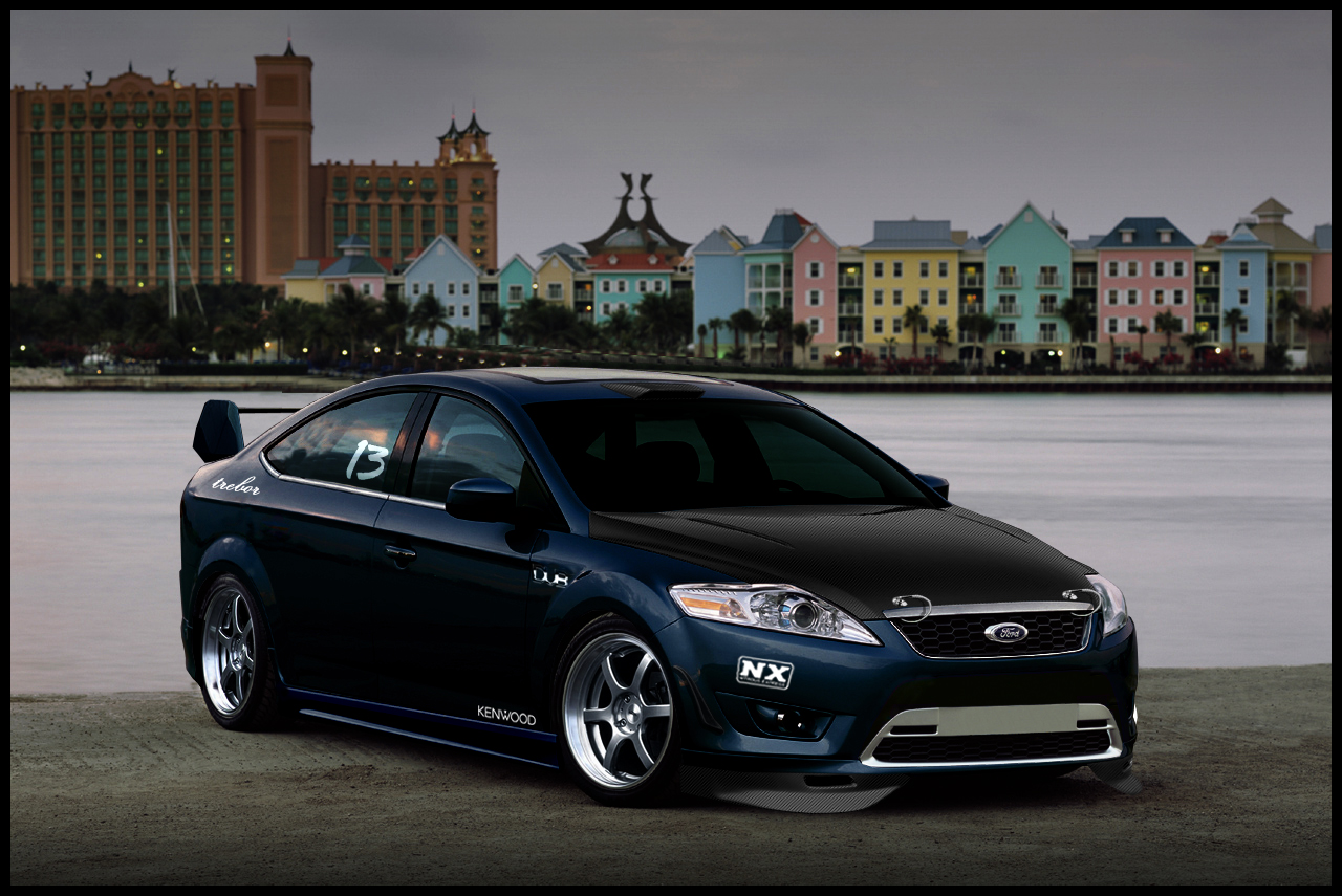 ford mondeo 2008 tuning parts. Black Bedroom Furniture Sets. Home Design Ideas