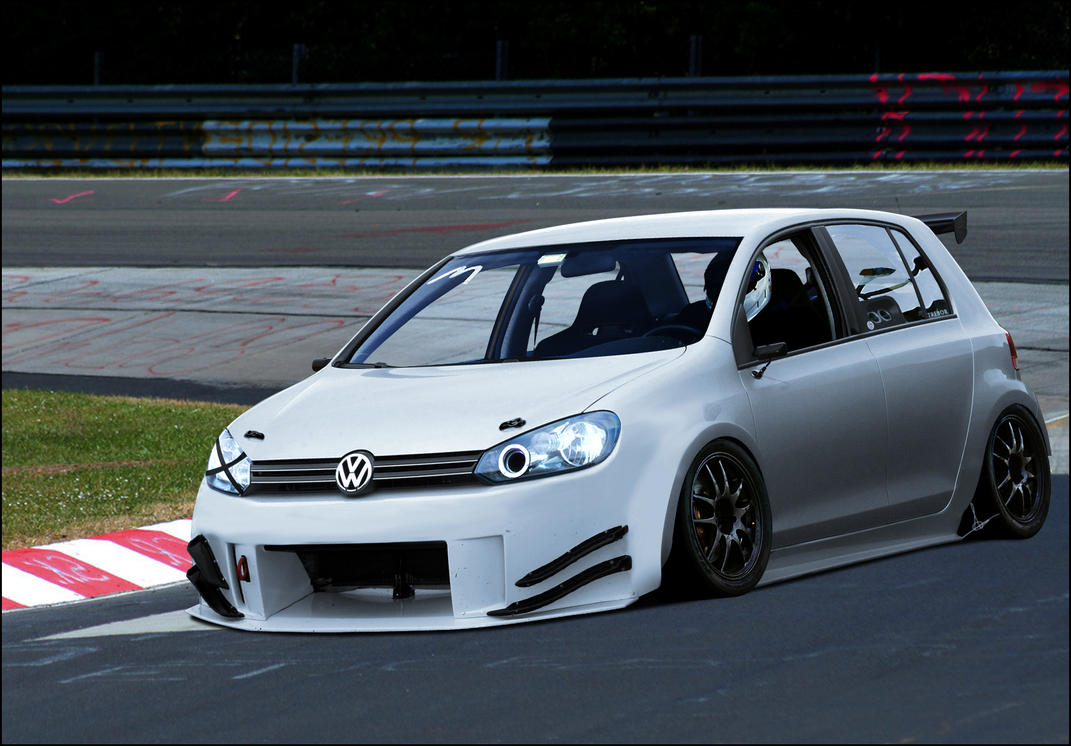 Volkswagen Golf IV by