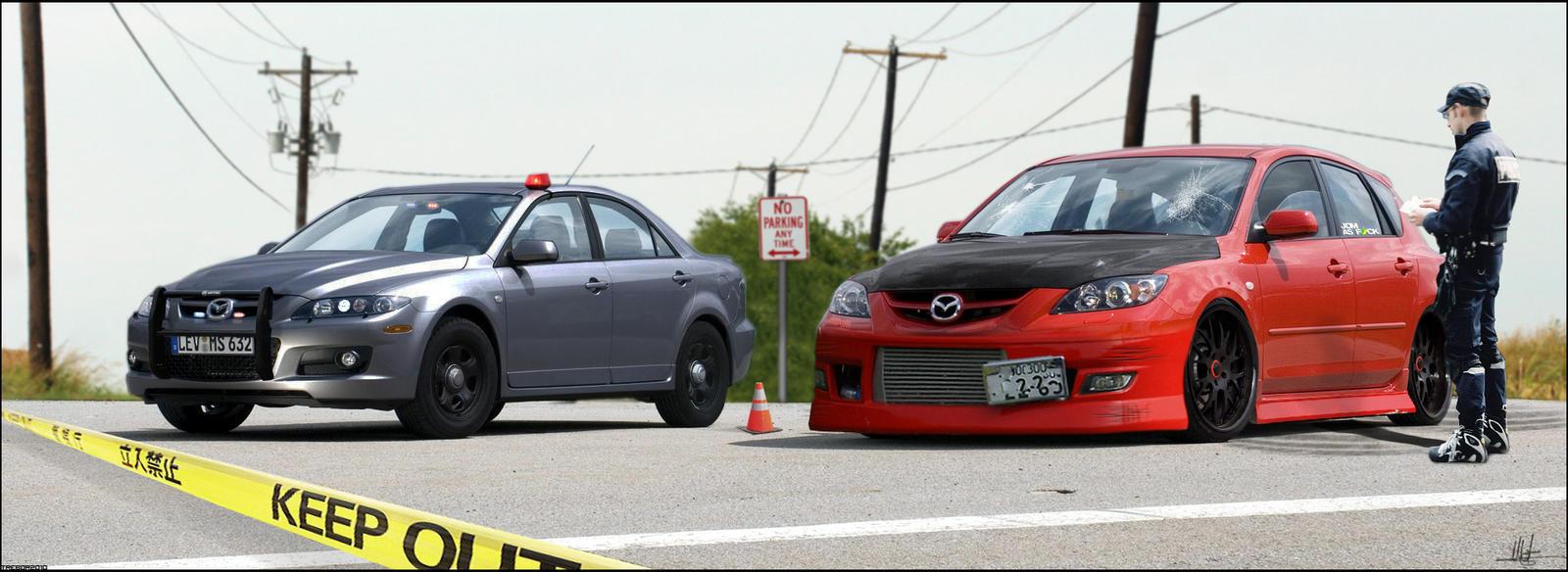 Mazda 6 MPS y Mazda 3 MPS