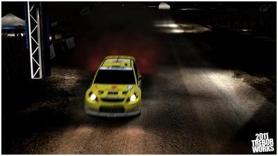 Suzuki SX4 - Rally Toscana 2