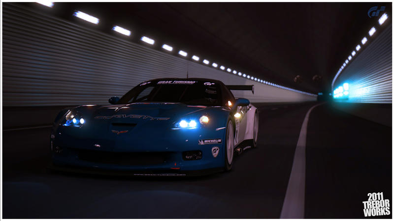 Corvette RM - SSR7