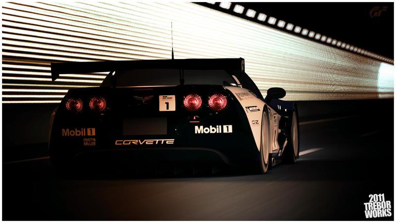 Corvette RM - SSR7 4