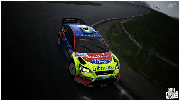 WRC Focus - Eiger