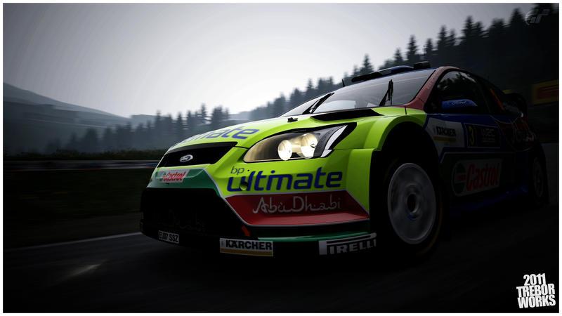 WRC Focus - Eiger 3
