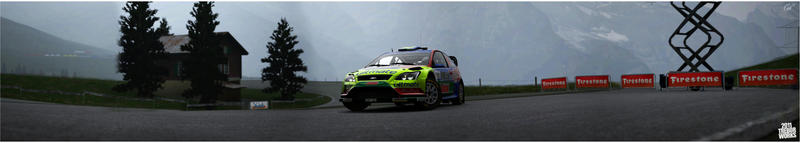 WRC Focus - Eiger Panorama
