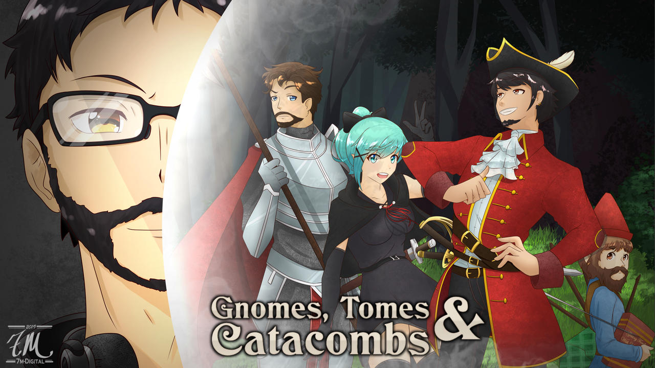 gnomes tomes and catacombs