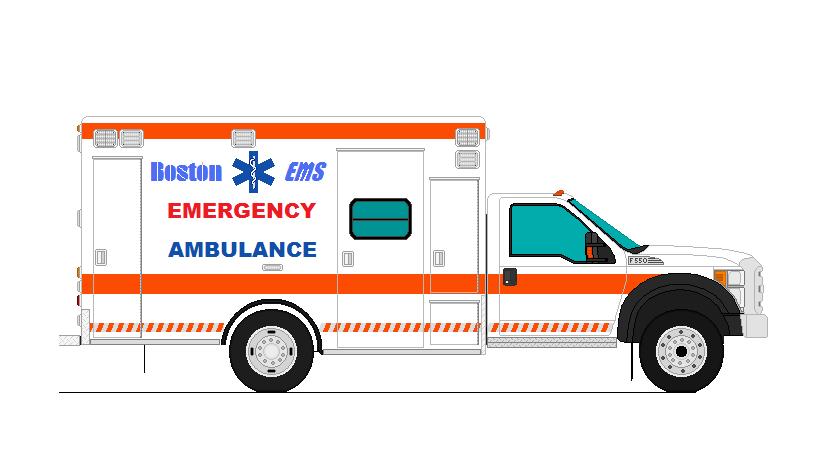 Boston EMS A2 by Pallen84