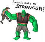 Heavy Hulk