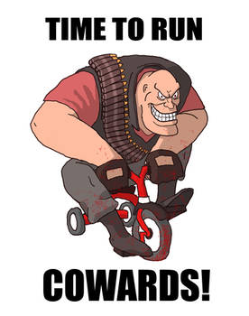 Heavy's Tricycle