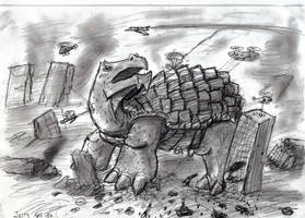 Titan Turtle